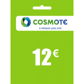 Cosmote 12€