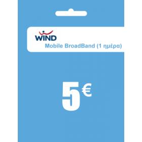 Wind Internet Mobile BroadBand 5€
