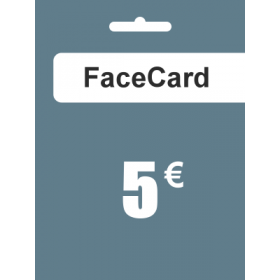 Face Card 5€