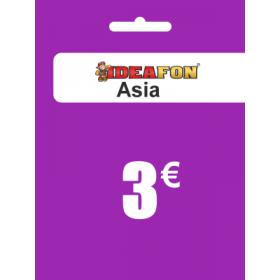 Ideafon Asia 3€
