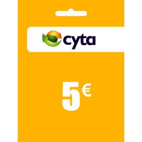 Cyta 5€