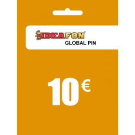 Ideafon Global Pin 10€