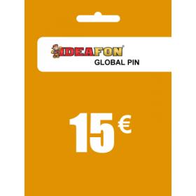 Ideafon Global Pin 15€