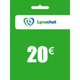 Lycachat 20€