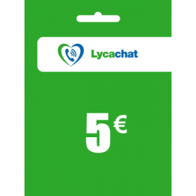 Lycachat 5€