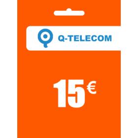 Q-Telecom 15€