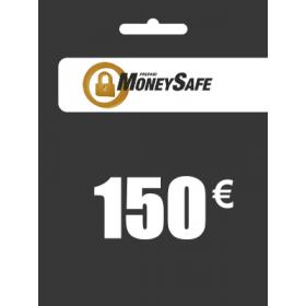 Moneysafe 150€