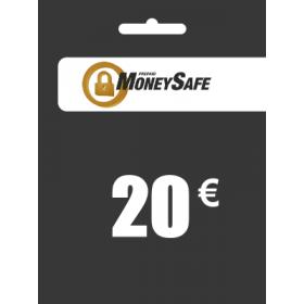 Moneysafe 20€
